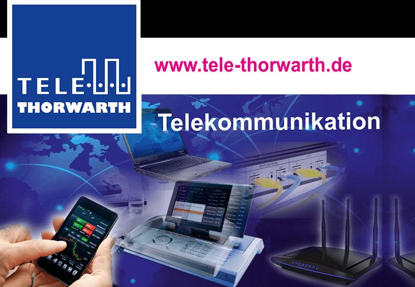 Tele Thorwarth GmbH – Ihr Spezialist für Telekommunikation aus Schmalkalden in Thüringen