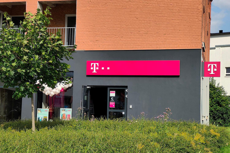 Telekom Shop Mühlhausen, Kreuzgraben 4