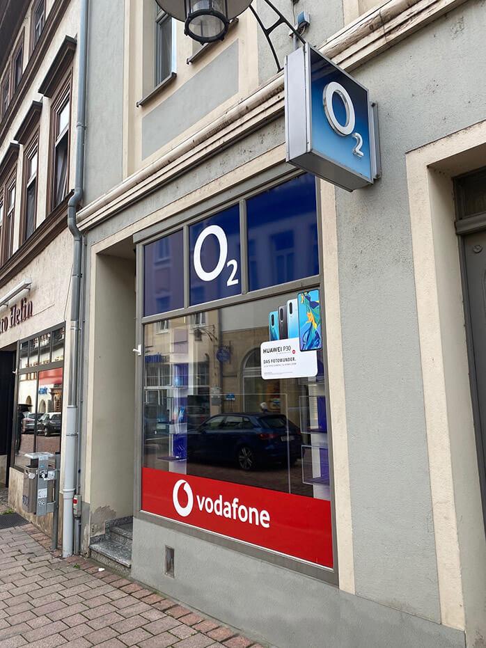 O2 Shop Saalfeld, Saalstr. 2, 07318 Saalfeld