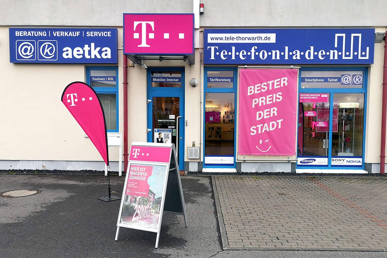 Telefonladen Bad Neustadt, Alter Molkereiweg 14-18