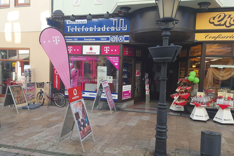 Telefonladen Mühlhausen, Steinweg 17