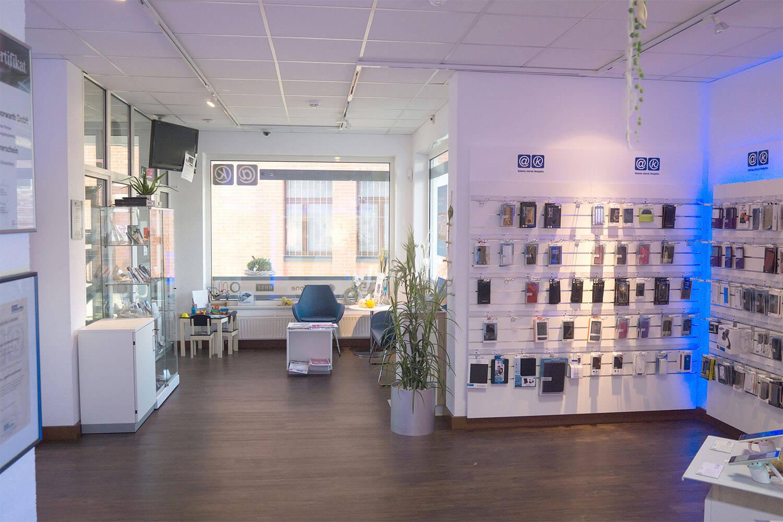 Telefonladen Schmalkalden, An der Asbacher Straße 6
