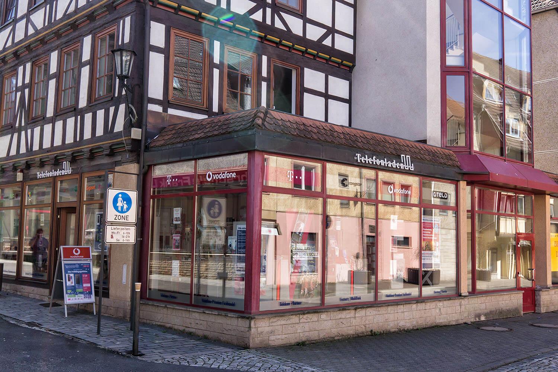 Telefonladen Schmalkalden, Herrengasse 1