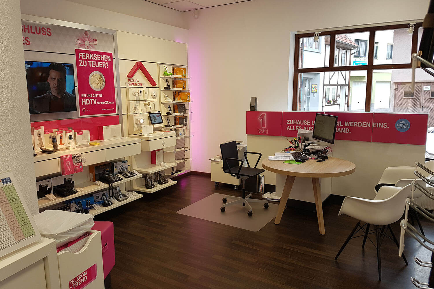 Telekom Partner Shop Bad Salzungen, Silge 17