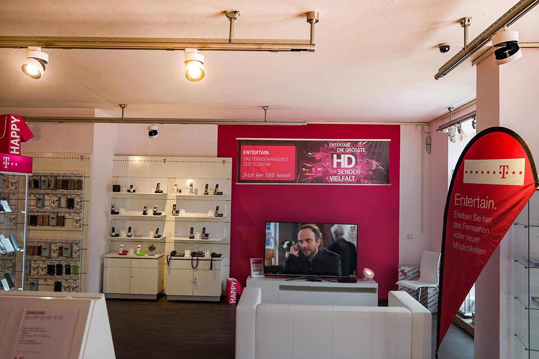 Telekom Partner Shop Meiningen, Markt 10