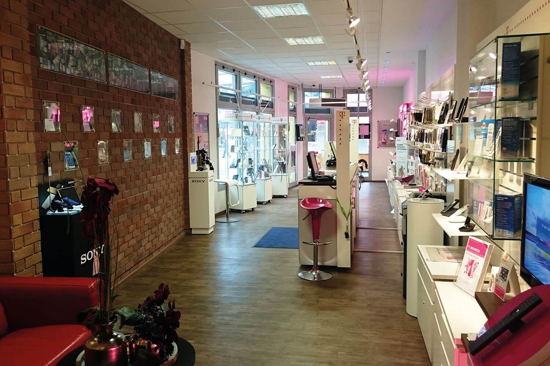 Telekom Partner Shop Suhl, Steinweg 13