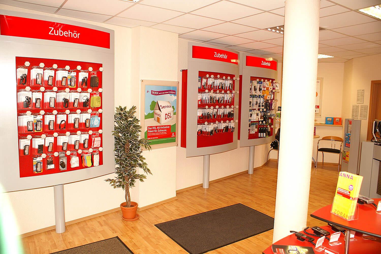 Vodafone Premium Partner Shop Suhl, Steinweg 5