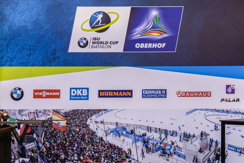 Biathlon Weltcup Oberhof 2020
